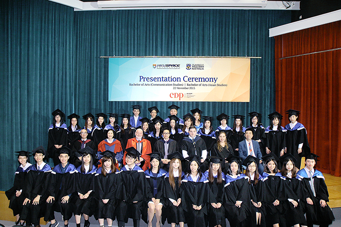 Hong Kong IC Presentation Ceremony